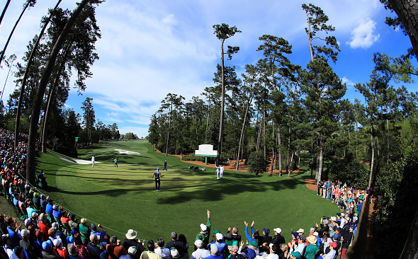 The Masters Tournament Augusta National Golf Club