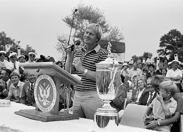 Jack Nicklaus US Open
