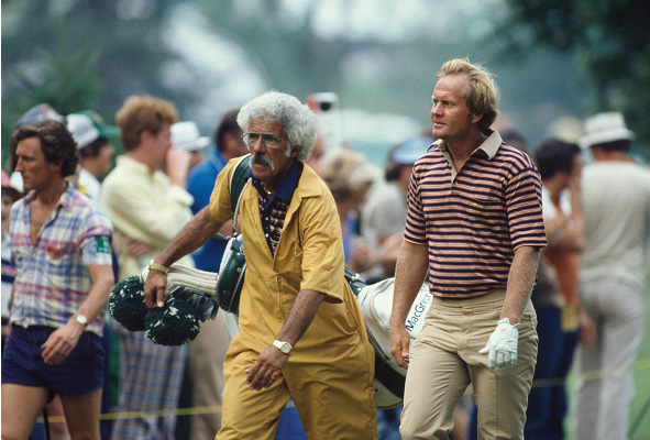Jack Nicklaus 1980 US Open