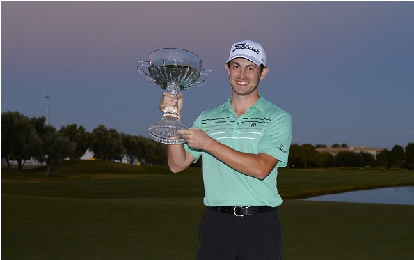 Patrick Cantlay Wins Shriners Hospitals For Children Open at the TPC Summerlin