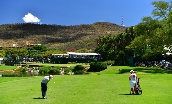 Nedbank Golf Challenge hosted by Gary Player