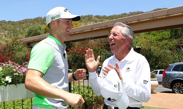Gary Player Alex Noren Nedbank Golf Challenge