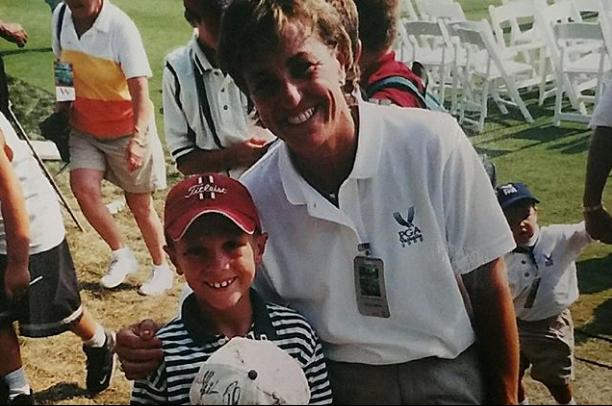Justin Thomas 2000 PGA