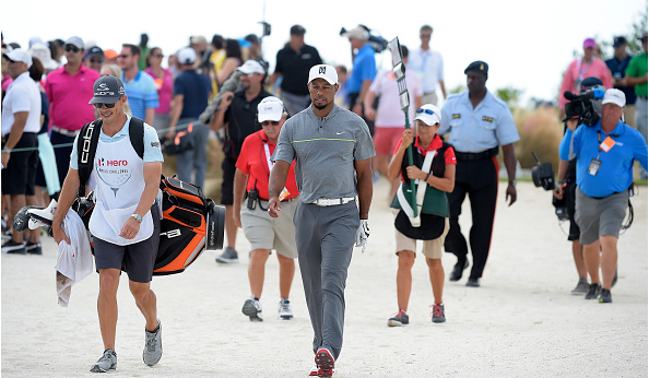Hero World Challenge, hosted by Tiger Woods