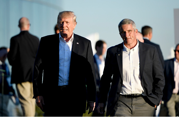 Trump Monahan Taxes
