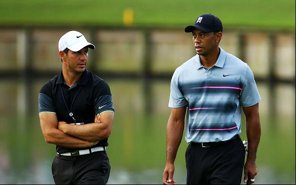 Tiger Woods Chris Como