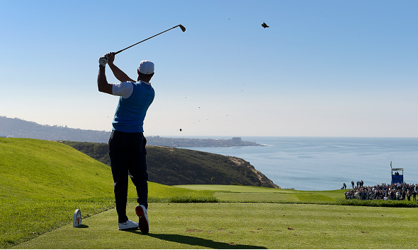 Tiger Woods Torrey Pines