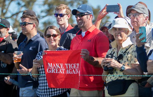 Make Tiger Great Again