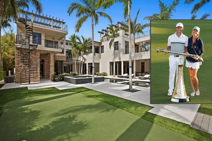 rory mcilroy home sale florida