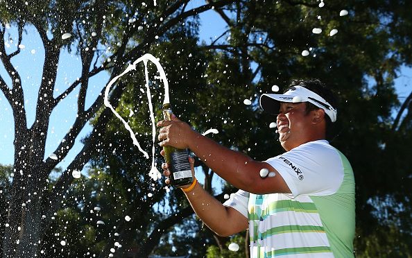 Kiradech Aphibarnrat Wins World Super 6 Perth
