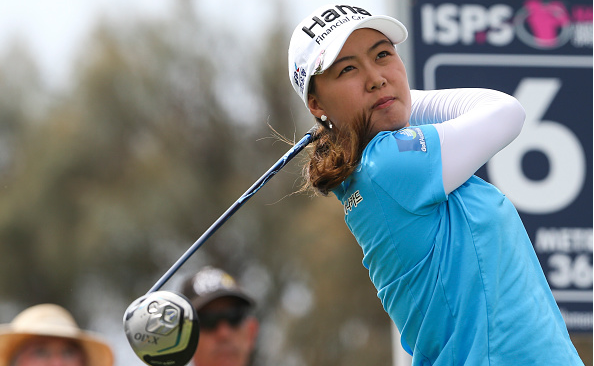 ISPS Handa Women's Australian Open
