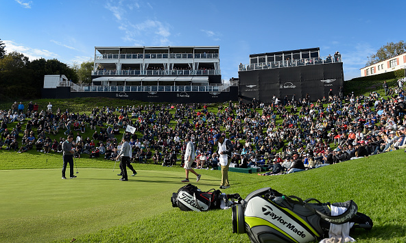 Genesis Open at historic Riviera Country Club