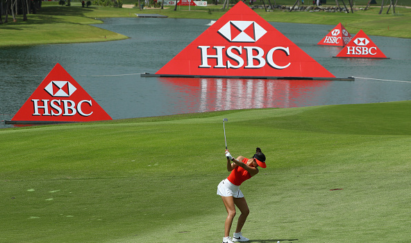 Michelle Wie HSBC