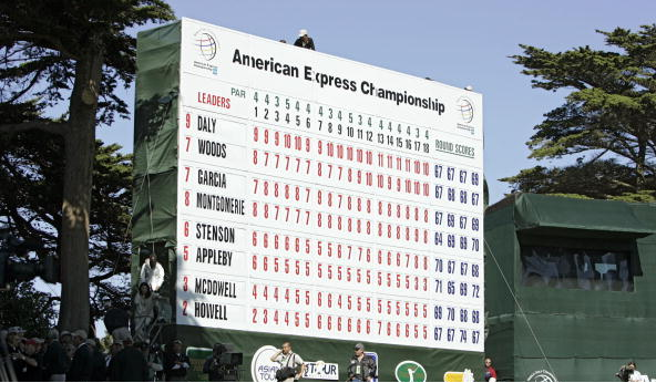 WGC Mexico American Express