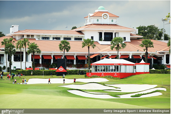 Clubhouse at Sentosa Golf Club