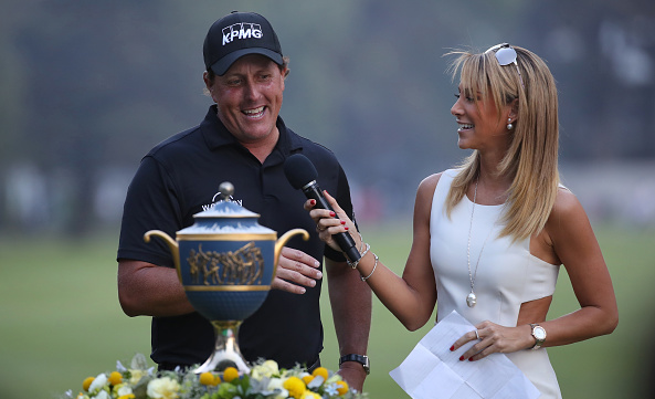 Phil Mickelson Wins WGC-Mexico
