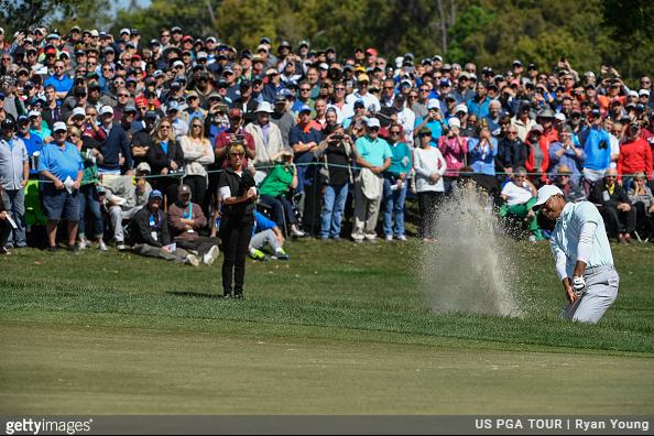 Tiger Woods Leads Valspar Championship