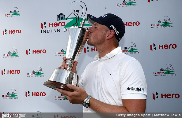 MATT WALLACE WINS HERO INDIAN OPEN