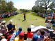Tiger Woods and Fans at Valspar Championship