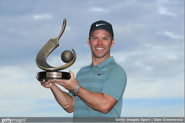 Paul Casey Wins Valspar Championship