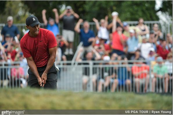 Tiger Woods Valspar Championship