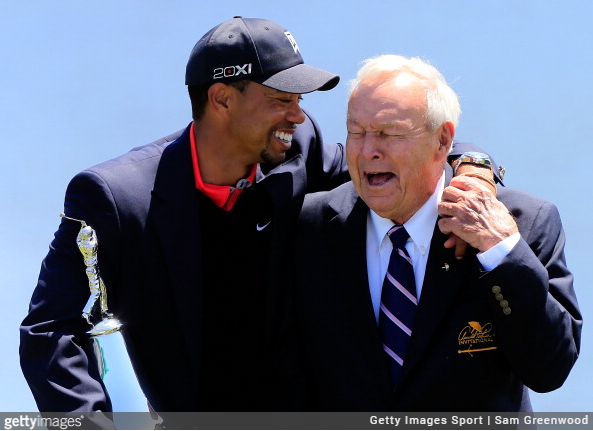 Tiger Woods Wins Arnold Palmer Invitational