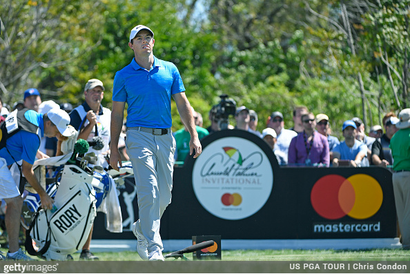 Rory McIlroy Arnold Palmer Invitational