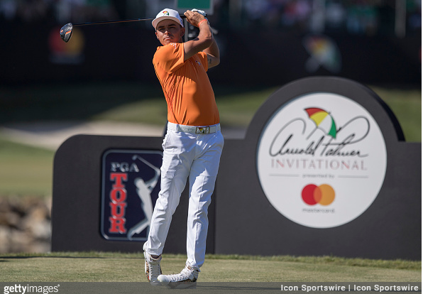 RICKIE FOWLER Arnold Palmer Invitational