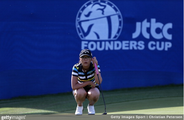 Lydia Ko Founders Cup
