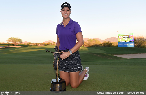 Anna Nordqvist Wins Bank of Hope Founders Cup
