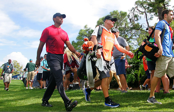 Rankings Report Tiger Woods Enters Top 150