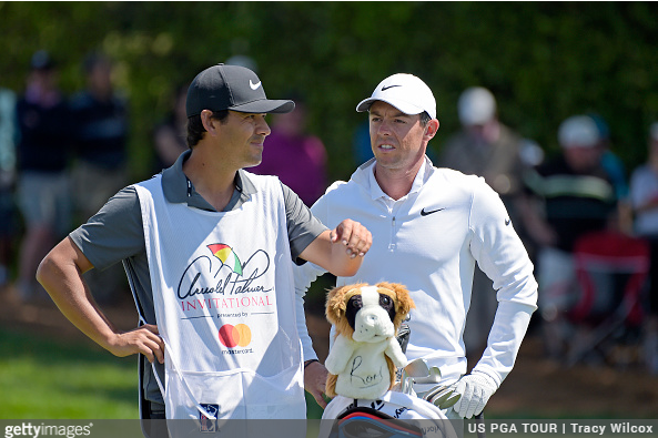 RORY McILROY Arnold Palmer Invitational Round 2