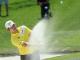 Arnold Palmer Invitational, Hideki Matsuyama dunks his bunker shot