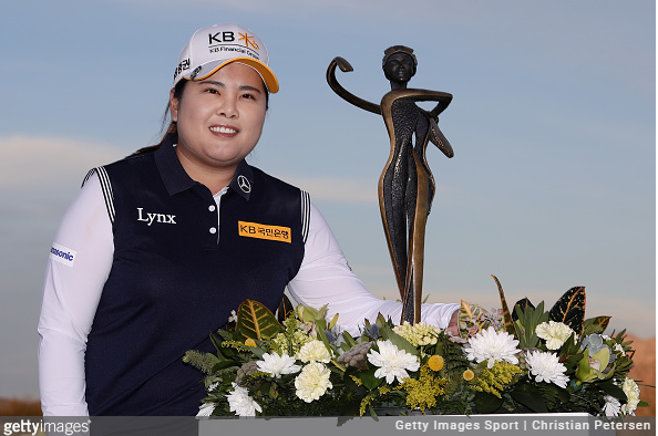 Inbee Park 2018 Bank of Hope Founders Cup