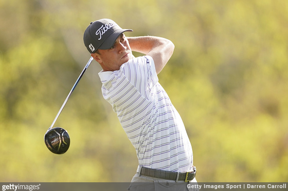 JUSTIN THOMAS Dell Match Play