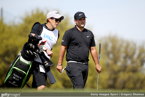 PATRICK REED Dell Match Play