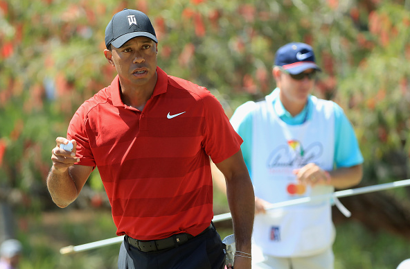 Tiger Woods Rankings