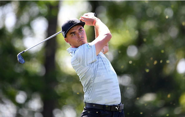 Rickie Fowler Houston Open