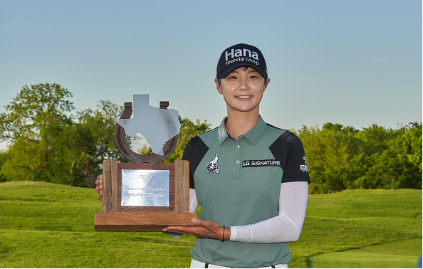 Sung Hyun Park Wins Volunteers of America LPGA Texas Classic