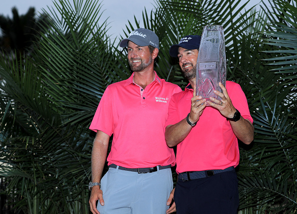 Webb Simpson Wins PLAYERS Championship