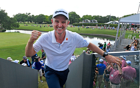 Justin Rose Wins Fort Worth at Colonial