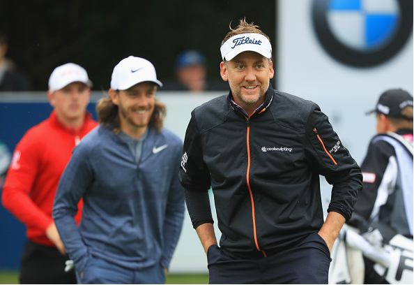 Ian Poulter Tommy Fleetwood