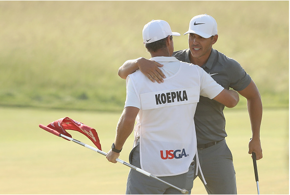 Brooks Koepka Wins 2018 U.S. Open
