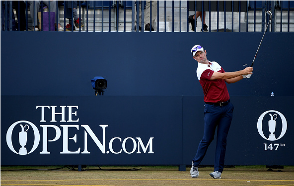 2018 Open Championship Tee Times Pairings