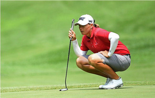 Katherine Kirk Thornberry Creek LPGA Classic