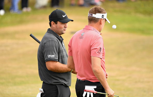 Patrick Reed Open Championship Power Rankings