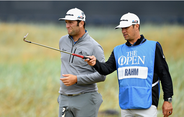 Jon Rahm Open Championship Power Rankings