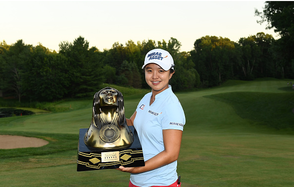 Sei Young Kim Wins Thornberry Creek LPGA Classic