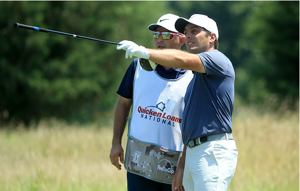 Francesco Molinari PGA Tour