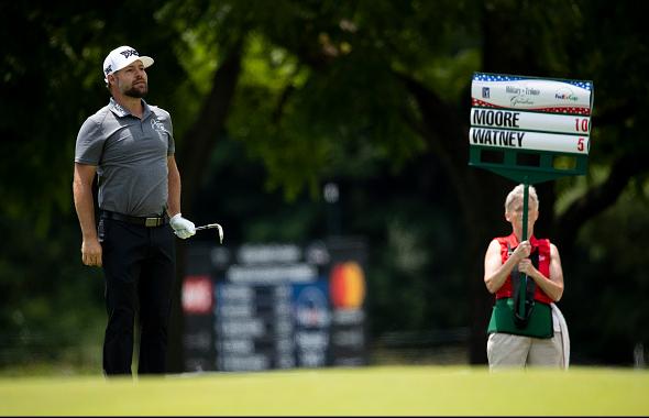 Ryan Moore PGA Tour